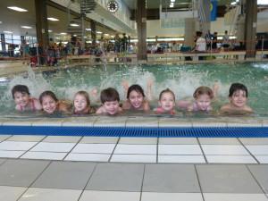 Mannschaft Wasser